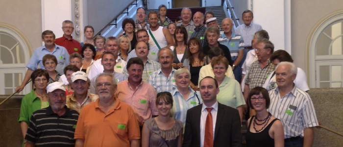 Landtagsfahrt 2010