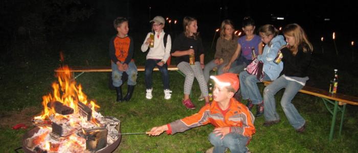 Ferienprogramm der FW Neufahrn / 2010
