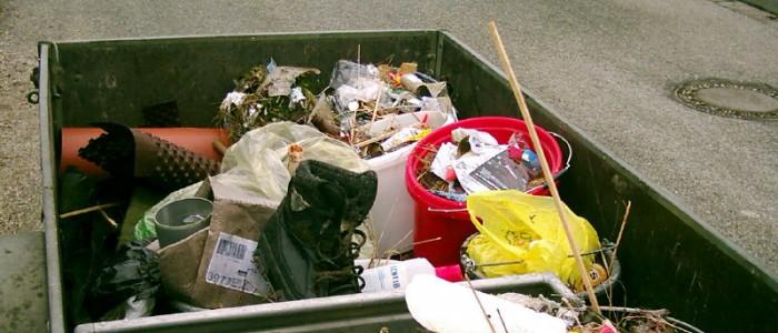 Müllsammlung 2006