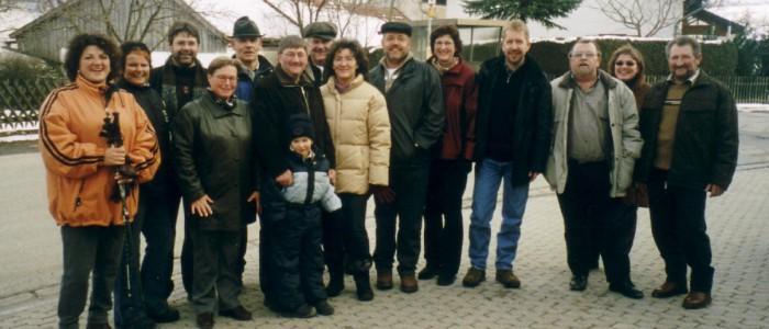 Winterwanderung 2005