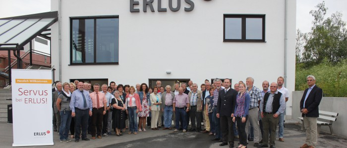 7. Kreistreffen – Besichtigung ERLUS AG
