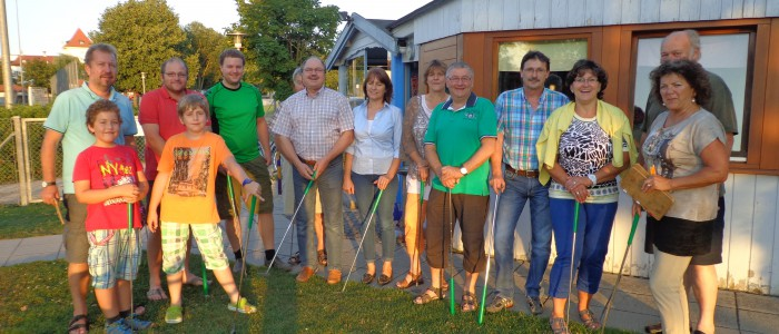 "Minigolftunier – ""Hole-In-One"" war angesagt"