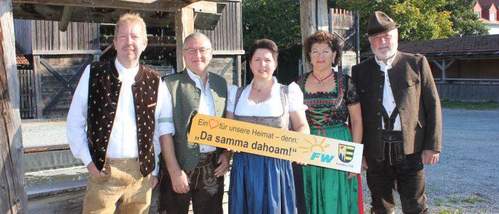 Anja Dietrich ist Bürgermeisterkandidatin