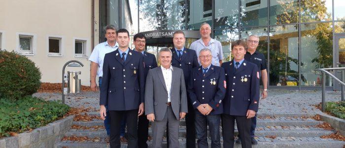 Freie Wähler machen es möglich: Das neue Feuerwehrgerätehaus Hofendorf – Hebramsdorf hat endlich seinen Platz gefunden